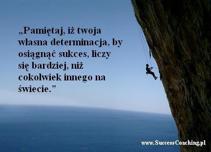 Determinacja...