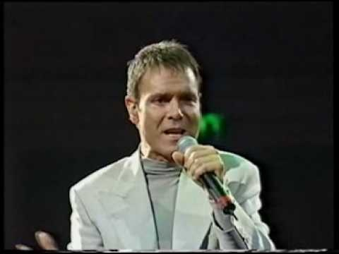 Cliff Richard.. one of my Fav - never forget seeing him in concert Brisbane Australia...  started with this song - love it