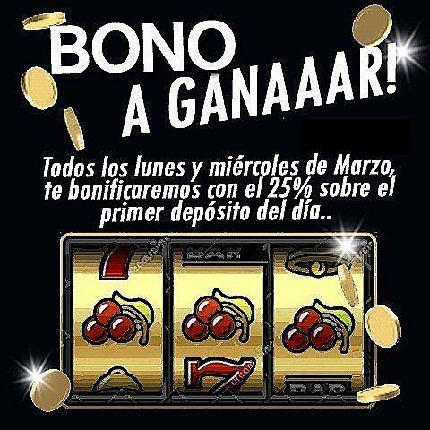 Feliz inicio de semana Venezuela! Hoy Lunes te bonificamos con el 25% de tu 1er depósito del día (Hasta 5mil). Después no digas que no te lo dijeron!! Ingresa ya a http://www.juegalatino.com #Jugar #Juego #Apuesta #Bs #ApuestaBs #Bono #Especial #lunes #Premio #Casino #CasinoBs #CasinoOnline #CasinoEnLinea #Gana #Ganar #ccs #Comparte #Venezuela #18a #18abr #JuegaLatino #vzla #Blackjack #dinero #loteria #bingo #Baccarat #caracas #mgta #mcbo by juegalatino