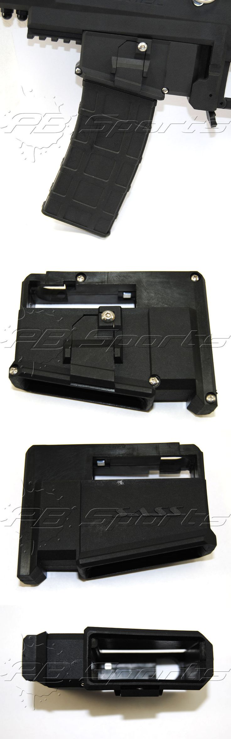 Sights 47240: New Carmatech Engineering Sar12 To Tiberius Arms T15 Magazine Adapter Upgrade -> BUY IT NOW ONLY: $75 on eBay!