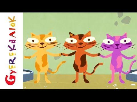 Állathangos dal gyerekeknek - YouTube