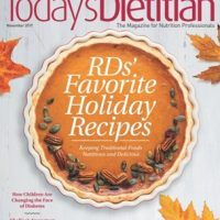 Today's Dietitian – November 2017: PDF, Magazines, cookingebooks.info