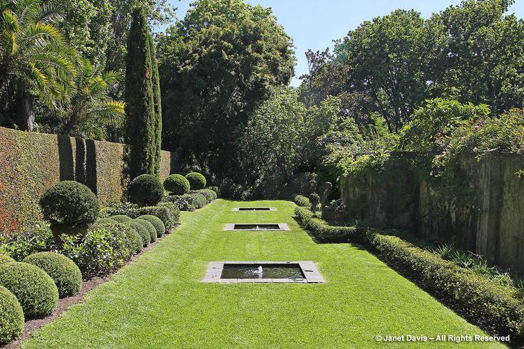 Garden of Reflection-Stellenberg