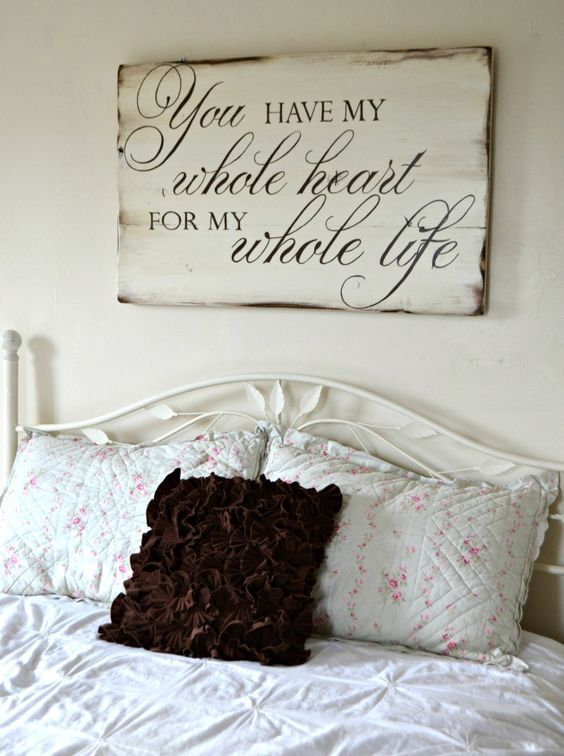 Whole Heart Sign. Diy Home DecorHone ...