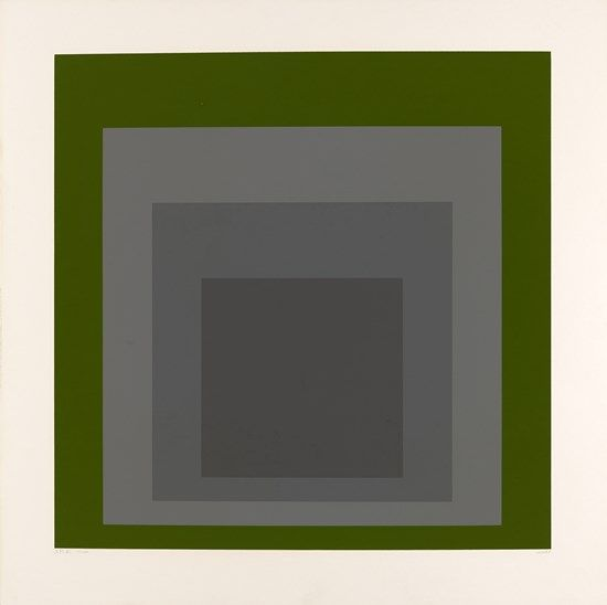 Homage to the Square | The Museum of Fine Arts, Houston