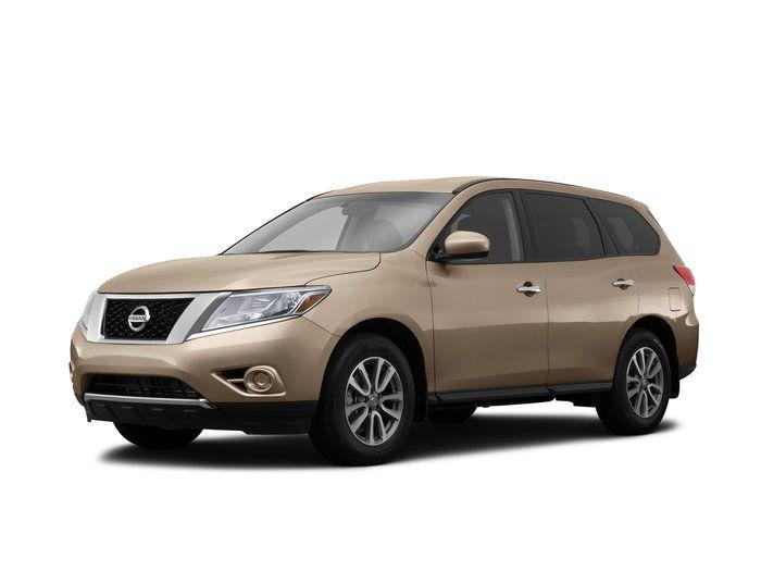 2014 Nissan Pathfinder Hybrid Platinum 4dr Front-wheel Drive Information