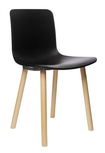 Replica Jasper Morrison Hal Chair Black