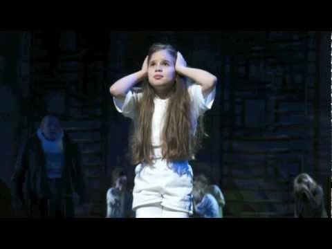 Quiet Lyrics from Matilda the Musical    What a beautiful number!