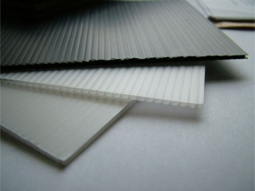 Correx Corrugated Plastic Floor Sheets X 5 Fire Rated