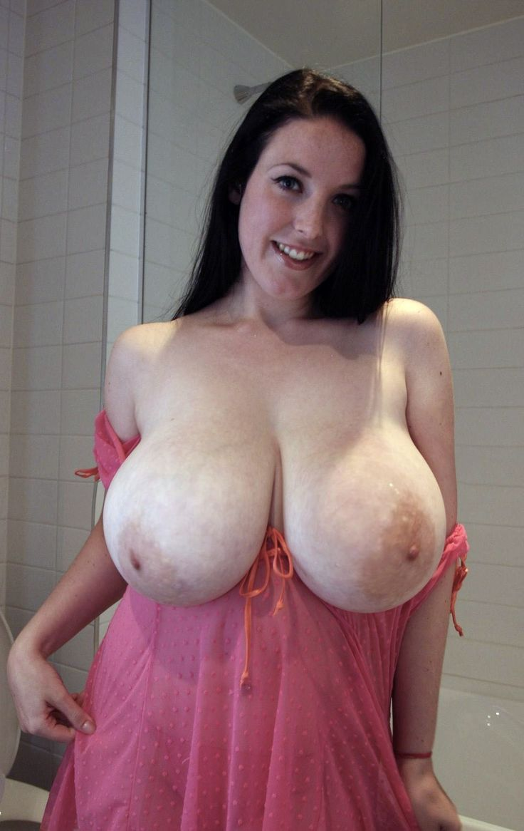 breasts Amateur women with big
