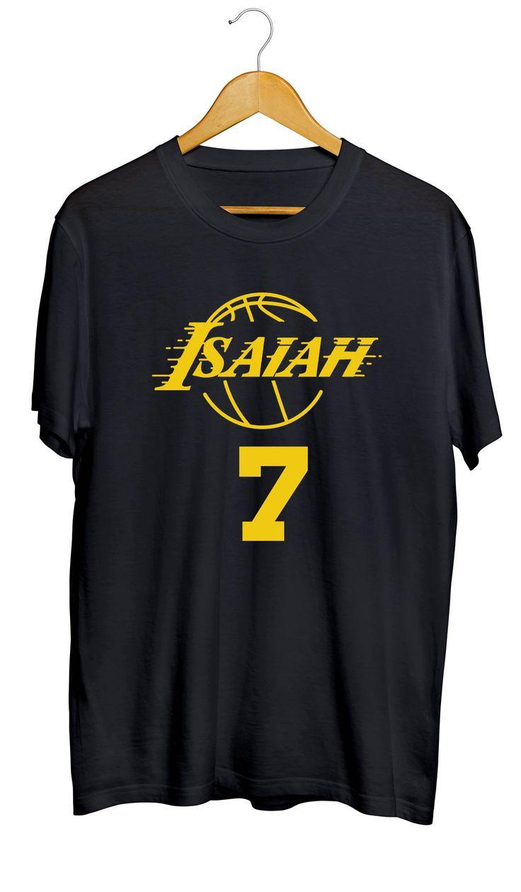 Isaiah Thomas Los Angeles Lakers T-Shirt