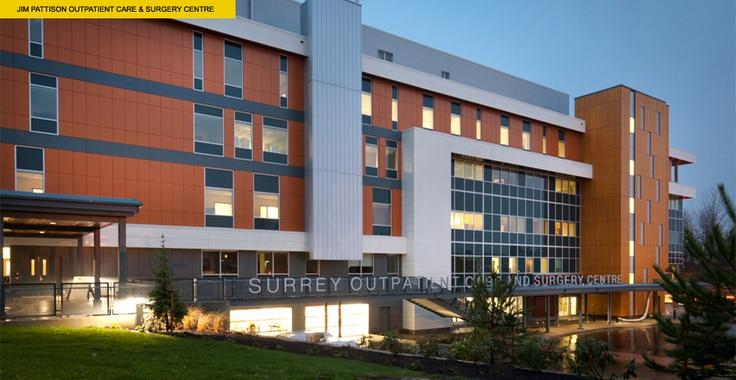 Jim Pattison OutpatientCare & Surgery Centre -  Glotman Simpson Consulting Engineers