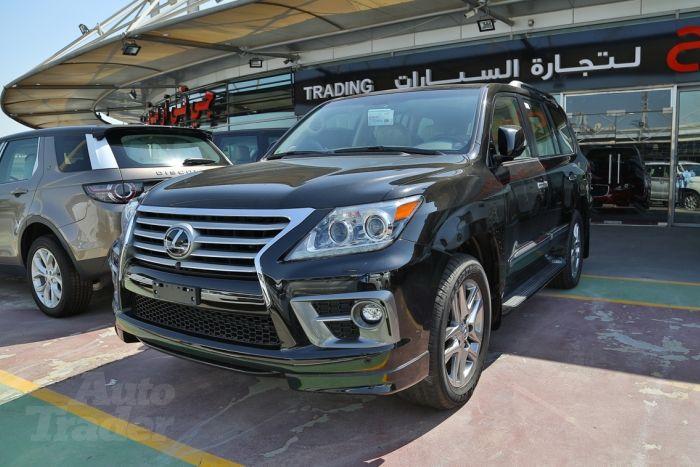 Lexus LX 570 - #Car for sale on #AutoTraderUAE  More details: http://www.autotraderuae.com/car/lexus/lx-570/158339/