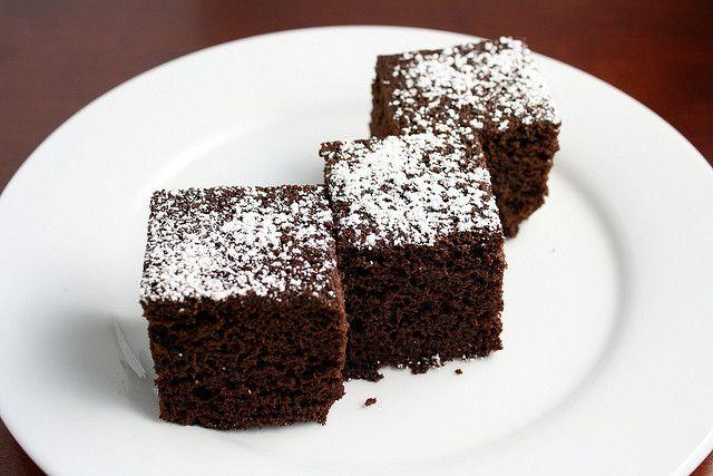 Mexican Chocolate Cake by esimpraim, via Flickr