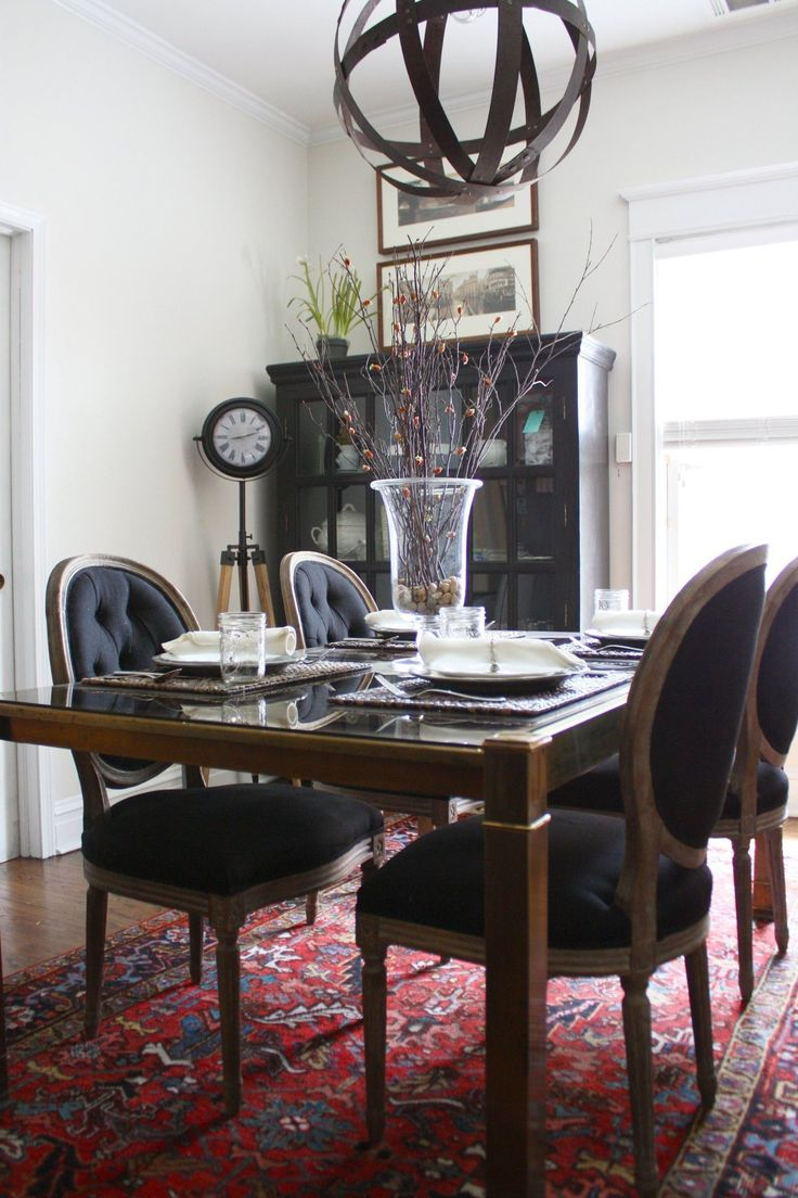 The 34 best images about Dining Room on Pinterest | House tours ...