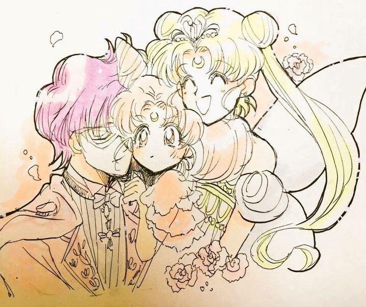 Sailor Moon y las Sailor Scouts #fanfiction # Fanfiction # amreading # books # wattpad