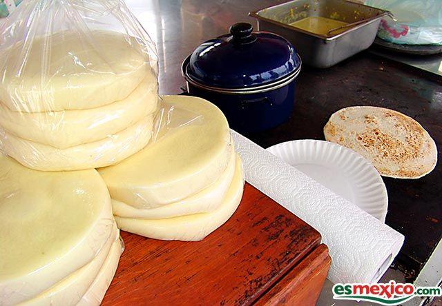 Queso asadero   Chihuahua, México