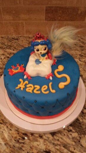 Pet palace cake cakes made by me pinterest for Cake craft beavercreek ohio