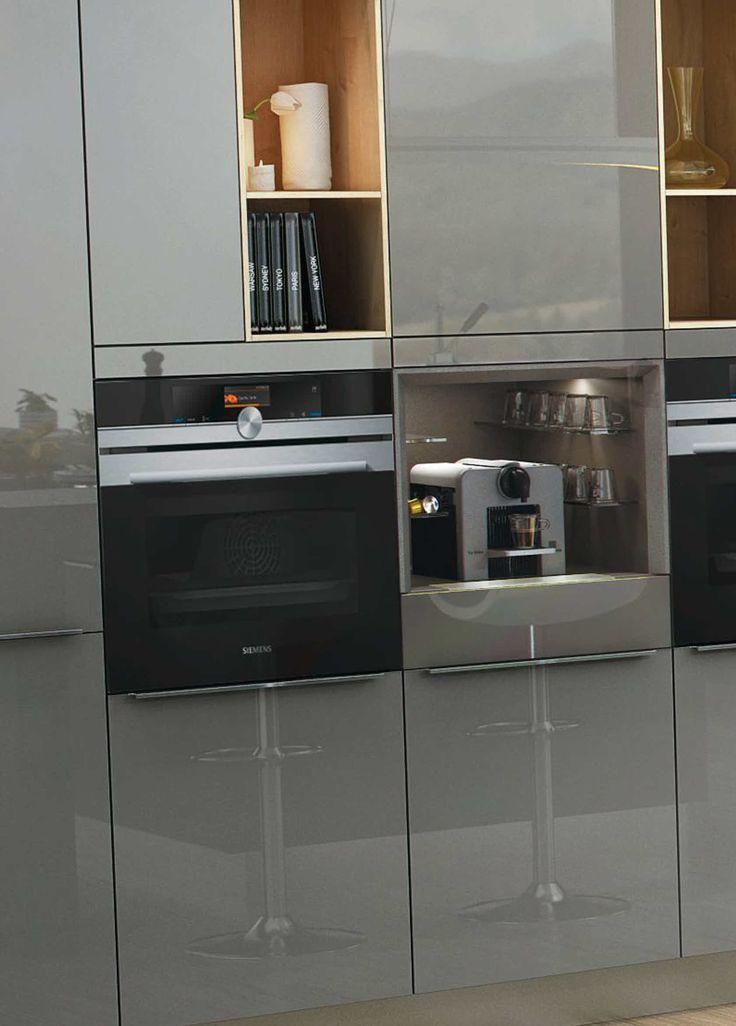 94 besten kitchen Bilder auf Pinterest Küchen ideen, Moderne - hochglanz kuchen badmobel mobalpa