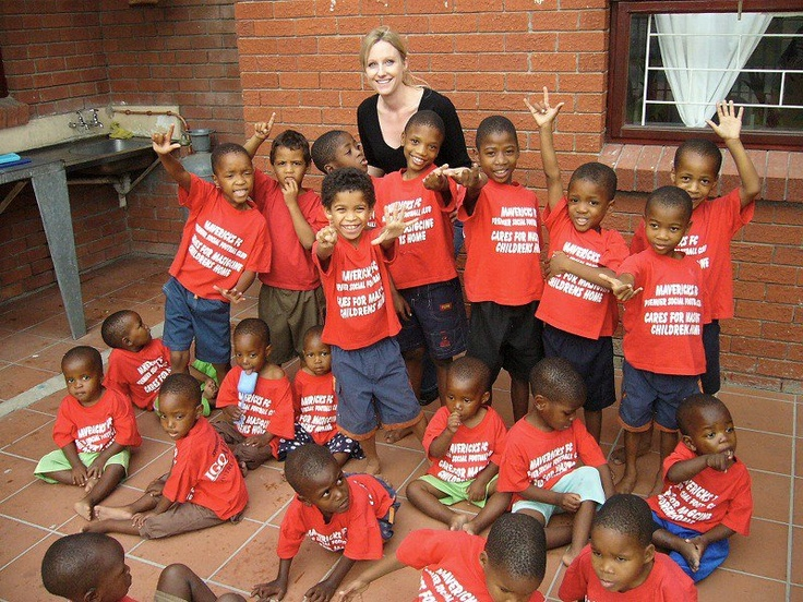 Masigcine Children's Home offers a place of safety for children in the Mfuleni Township area, some 20km south east of Cape Town.