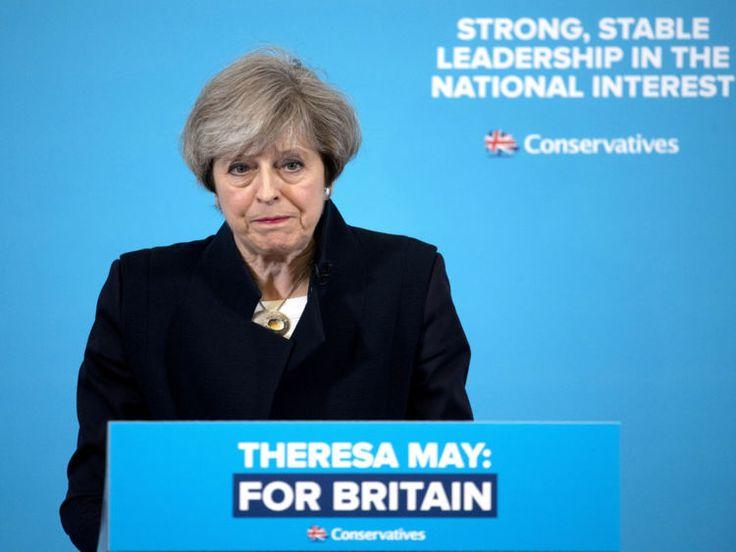 Tory social care plans are 'Theresa May's poll #tax', warns Tim Farron http://news.sky.com/story/tory-social-care-plans-theresa-mays-poll-tax-warns-tim-farron-10886756