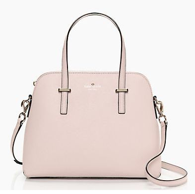 Kate Spade, light pink would be a good neutral