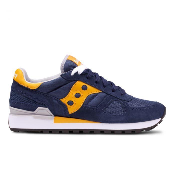 Saucony Originals Shadow O Blue/yellow