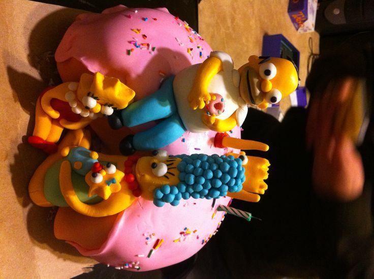 the simpsons cake - Hledat Googlem