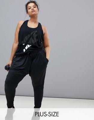 377eee99051b Nike Plus Training Dry Flow Pants