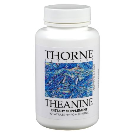 Theanine | Thorne Research  Nature's Xanax