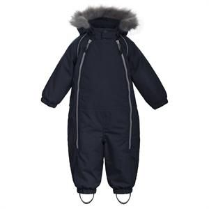 Marineblå flyverdragt - Ticket Outdoor Snowbaggie Suit