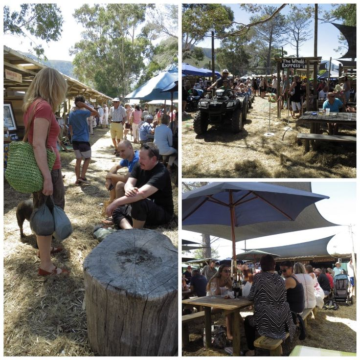 Hermanus Country Market every Saturday
