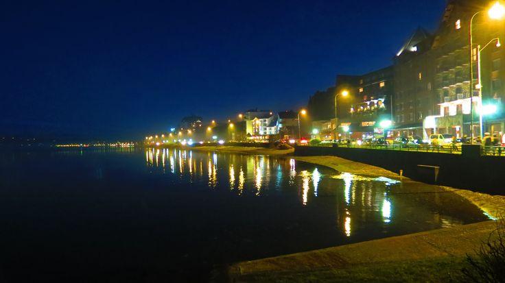 Puerto Varas at night