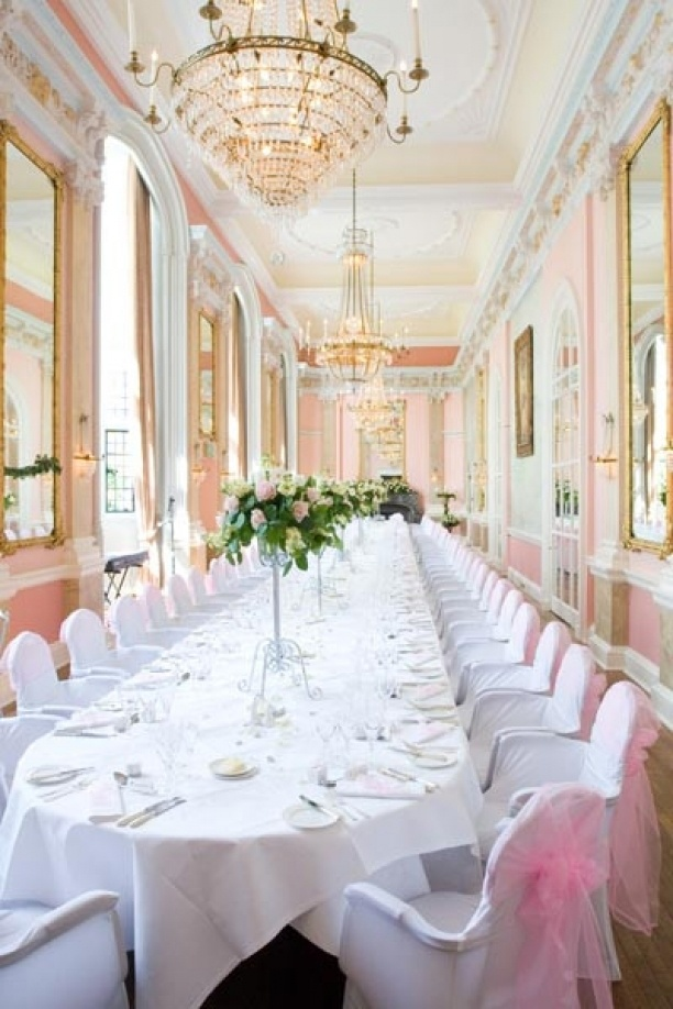 Danesfield House Hotel And Spa Wedding Reception Venue In Marlow Buckinghamshire SL7 2EY