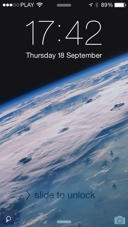 iOS 8 pushes location context to a new level: lock screen notifications triggered by iBeacon