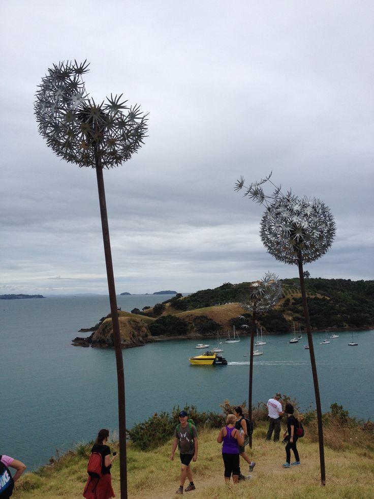 Waiheke Sculpture Hike