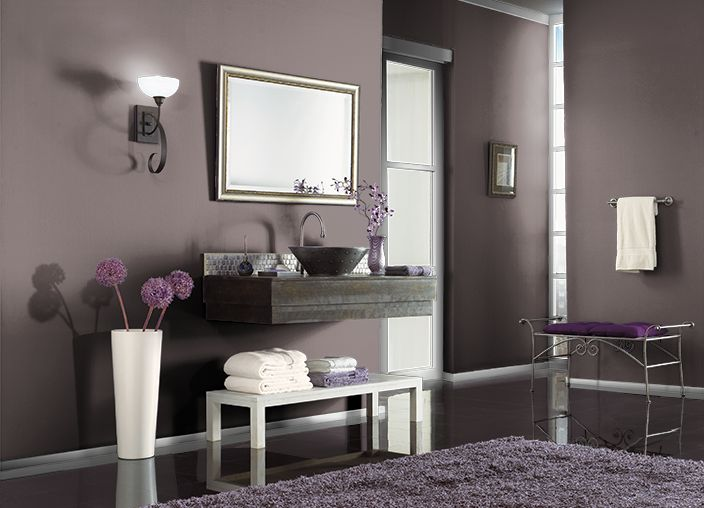 This is the project I created on Behr.com. I used these colors: MOROCCAN HENNA(PPU3-19),MUSCATEL(HDC-NT-26),COUNTRY CLUB(770B-5),SMART WHITE(730A-1),