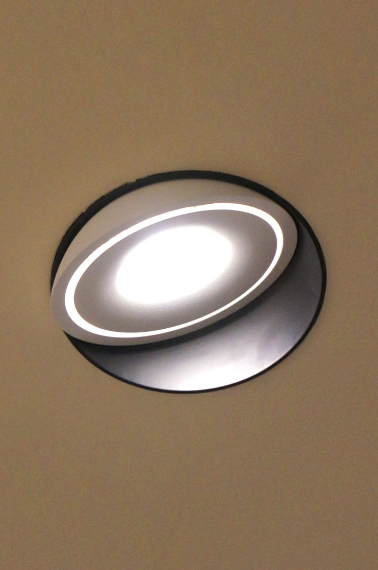 Deltalight - These adjustable spotlights with innovative halo shaped optics have a magical appearance