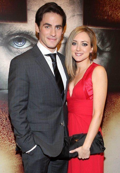 Colin O'Donoghue & Helen O'Donoghue