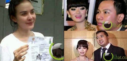 6 Artis Indonesia ini Merasa Ditipu Akhirnya batal Nikah