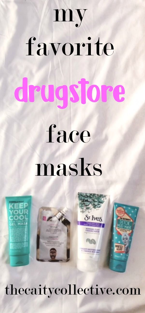 The best affordable face mask for dry skin, acne prone skin and everything in between