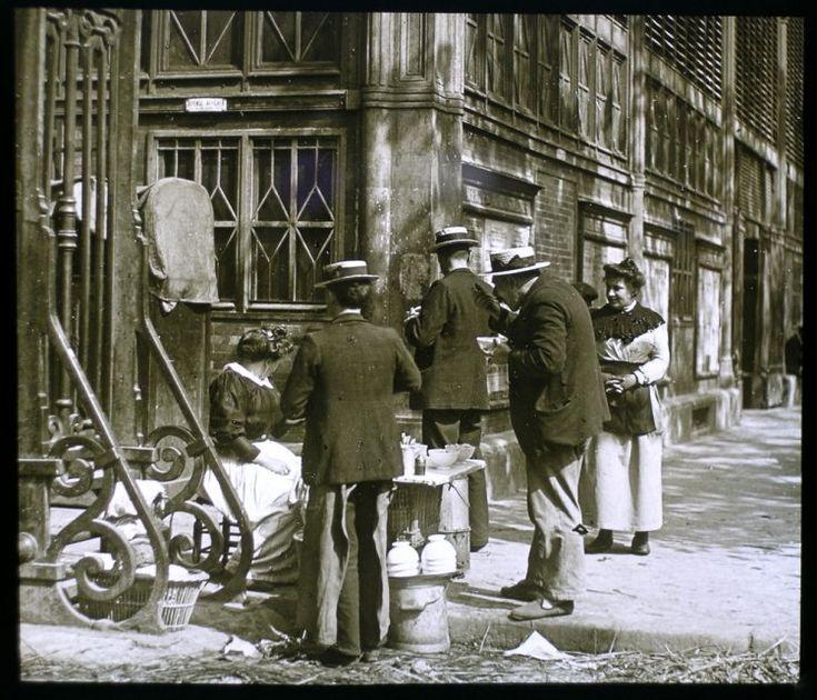 De la soupe vendue dans la rue : Les petits métiers de Paris dans lesannées1900 - Linternaute.com Actualité