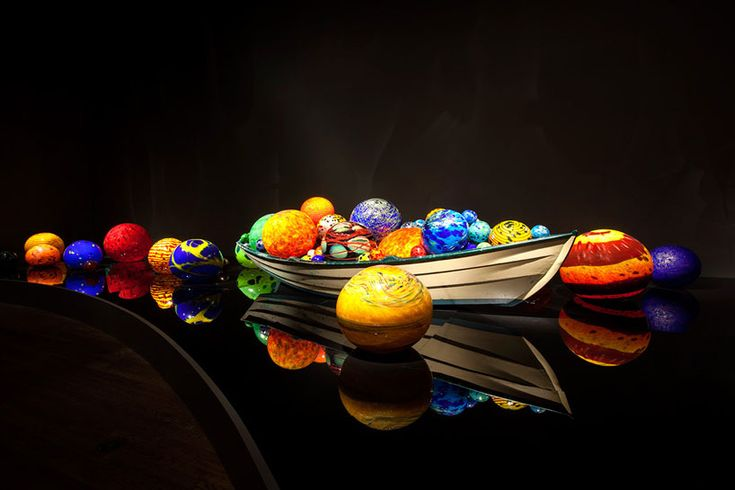dale chihuly's utterly breathtaking