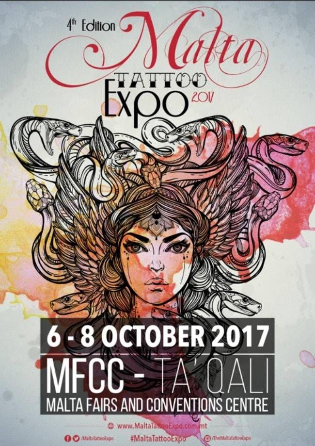 4th Malta Tattoo Expo | Tattoo Filter