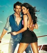 Today Another Poster of Hrithik Roshan And Katrina Kaif Starer Hindi Movie Bang Bang is released. Latest Bang Bang poster is most promising than previous ones. Don't Miss Kareena Kapoor Scared with Babies. Poster features Lead Actors Of Bang Bang Hindi Movie, Hrithik Roshan And Katrina Kaif. Katrina Is looking So Hot and Sizzling in the Poster Image. She is Holding a Gun in her hand with Showing her Sexy Curves also.Hrithik Also Seen Holding A Hand gun in one hand and In other hand Bollywood…