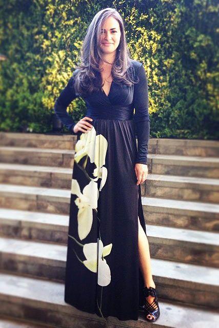 A Real-Live Altuzarra For Target Dress Was At Last Night's CFDAs #refinery29  http://www.refinery29.com/2014/06/68937/altuzarra-target-dress#slide1