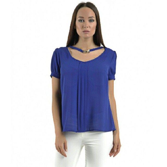 Aksesuar Detay Şifon Bluz 39.90  #giyim #moda #kadın #trend #markablanca #fashion #pantolon #etek #bluz #elbise #çanta #tatil #turkey #kapıdaödeme #istanbul #ankara #bursa #izmir #antalya #adana #diyarbakır #mersin #muğla #sivas #ordu #konya #hakkari #bodrum #akhisar Istanbul