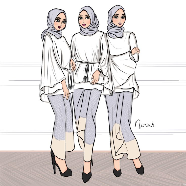 Happy sunday everyone Siapa pernah jadi bridesmaids? *angkat tangan! Colour ape tema warna korang? . . #namirahsketches #fashionillustration