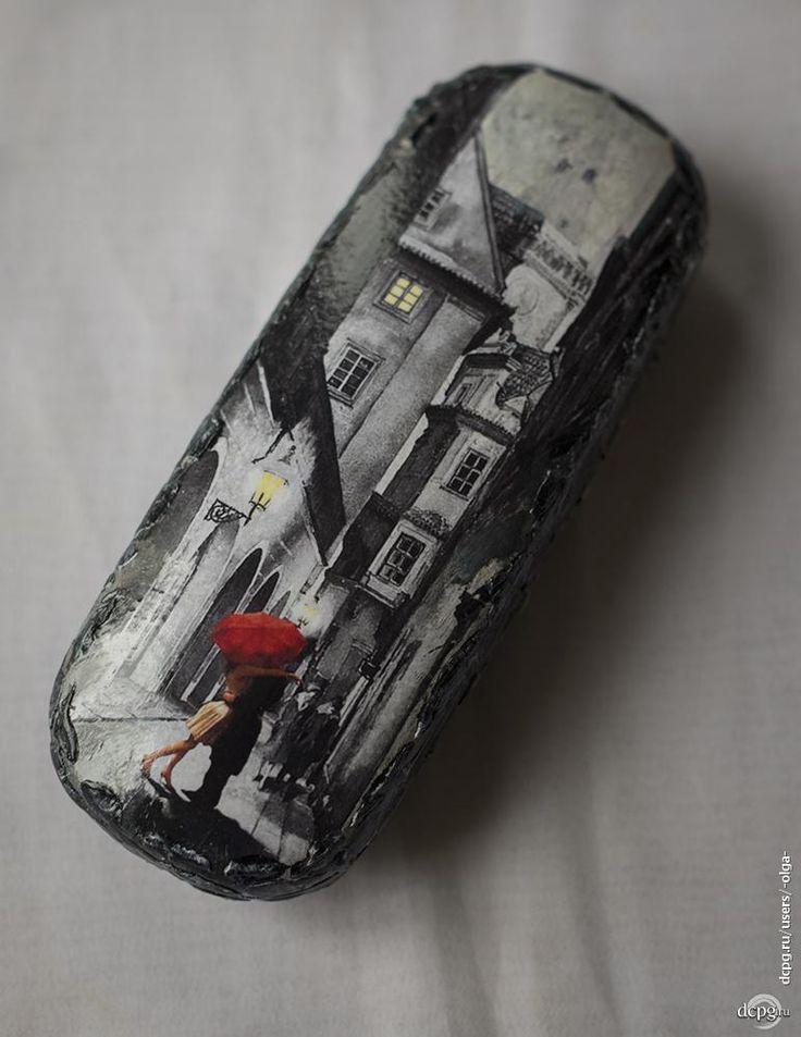 Декупаж - Сайт любителей декупажа - DCPG.RU | Немного пустячков. Click on photo to see more! Нажмите на фото чтобы увидеть больше!  decoupage art craft handmade home decor DIY do it yourself