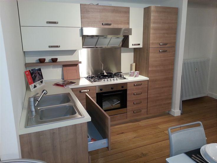 Cucina ad angolo MK
